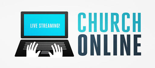 church on computer