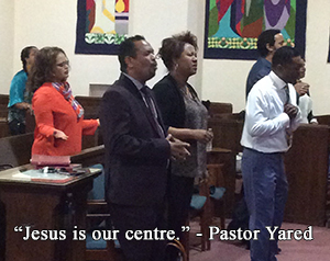 Pastor Yared